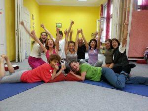 Йога на смеха - Самоков - Нирвана плюс - център за хармонизиране на тялото и душата