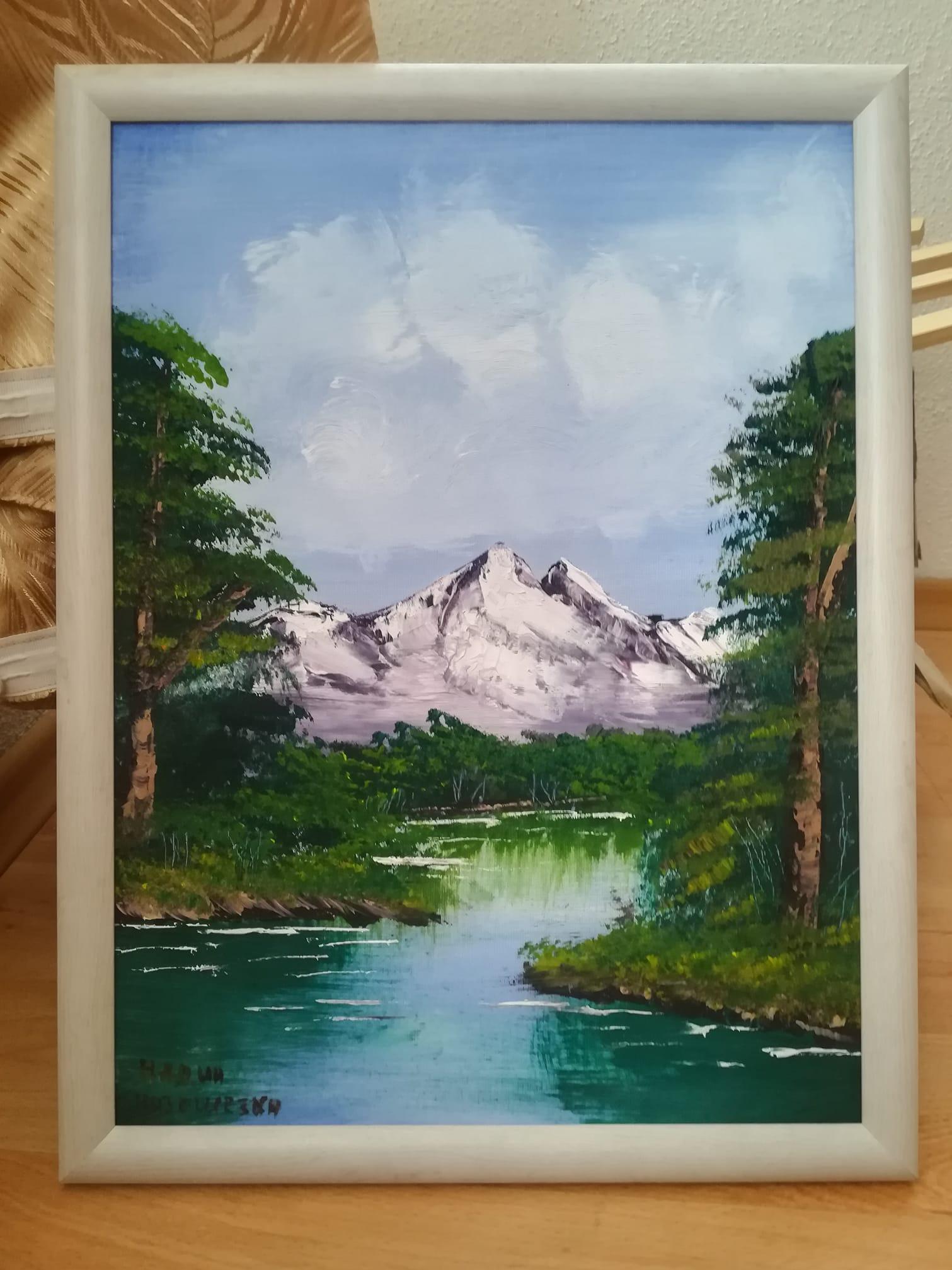 планинско-езеро